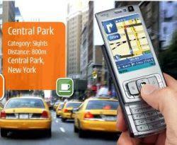 Layanan Peta Online Nokia Bakal Beroperasi di China
