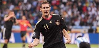 Jerman VS Argentina Berakhir Dengan Skor 4-0