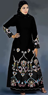 Jilbabs+Hijab+Dresses+For+Beautiful+Girl