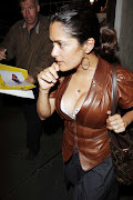 Salma Hayek Beautiful Latest Pictures
