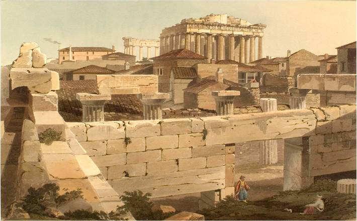 Parthenon The Greece History Architecture