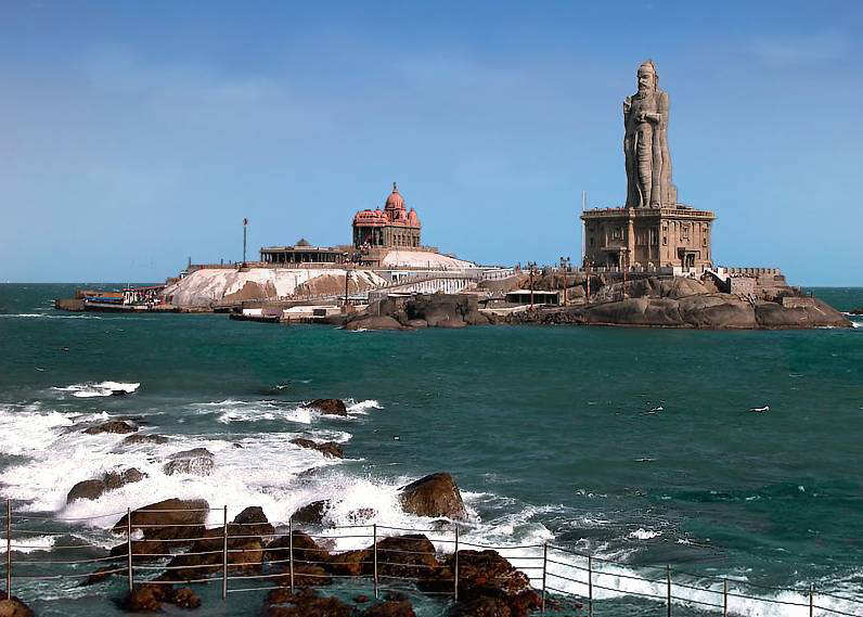 Kanyakumari Beauty Of India