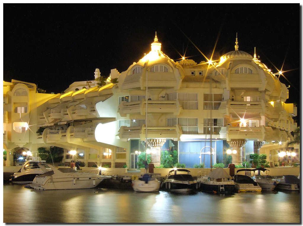 Wonderful examples for architectural photography - Fotos de benalmadena costa ...