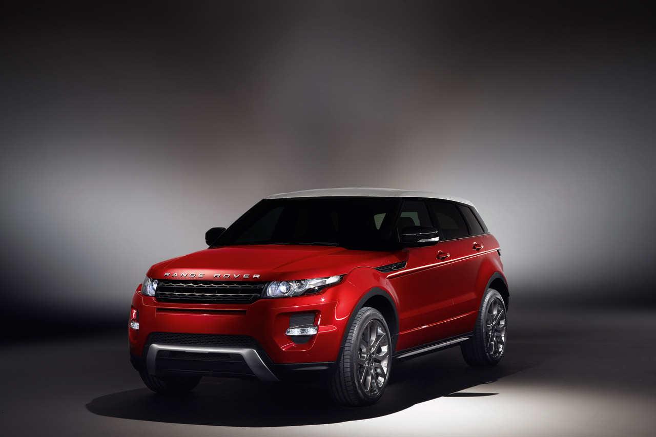 2012 Range Rover Evoque 5-Door - 49.0KB