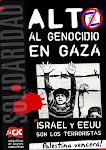 Alto al Genocidio en Gaza