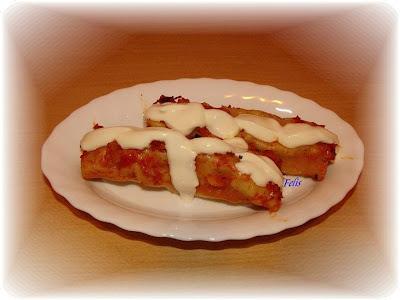 Articole culinare : Cannelloni cu carne