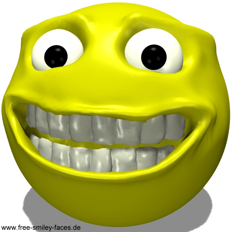 Silly Smiley Face Cartoon Images & Pictures - Becuo