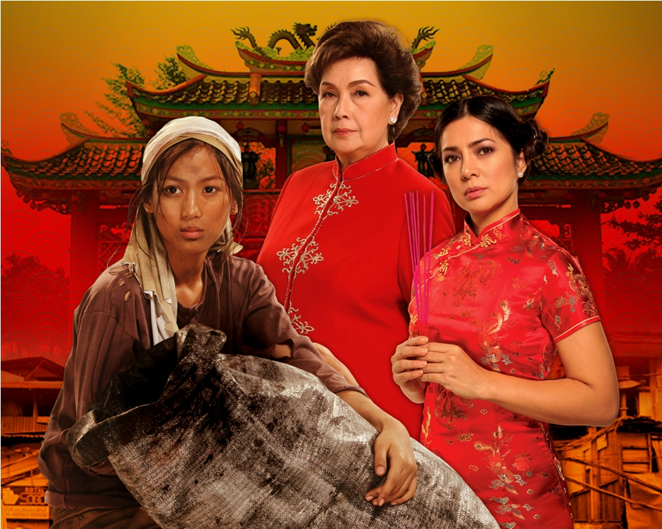 Philippines the Poor Heiress Movies