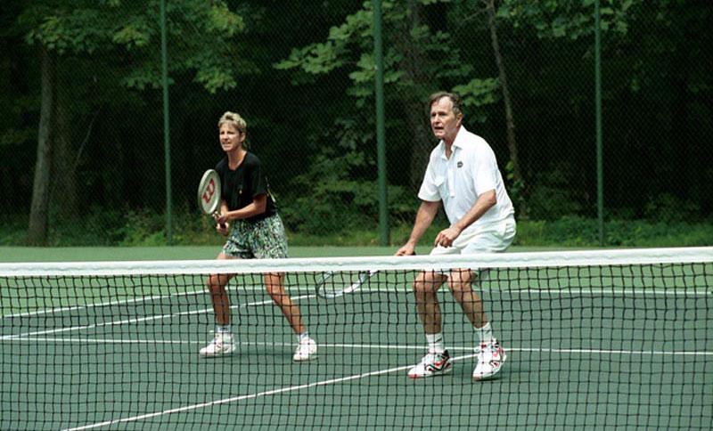 chris evert wedding. tennis with Chris Evert at