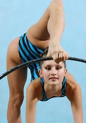 manusia paling elastis di dunia
