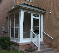 drafty door entry repair dutch touch handyman services