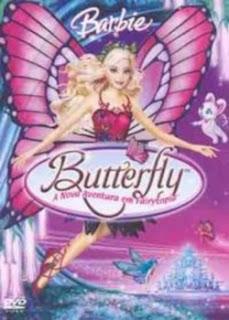 Barbie Butterfly: A Nova Aventura Em Fairytopia – Dublado – Filme Online
