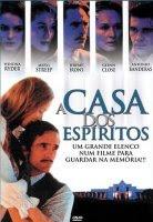 Filme Poster A Casa dos Espíritos DVDRip RMVB Legendado