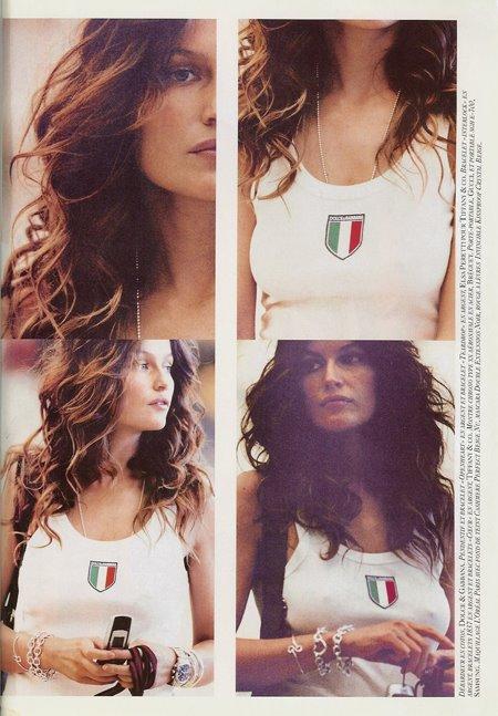 Laetitia Casta Hair image