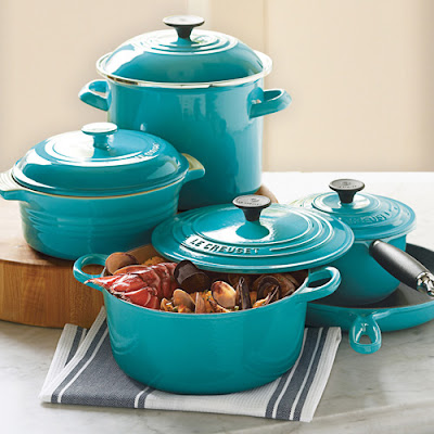 Someday hopes le creuset for Perfect kitchen cookware