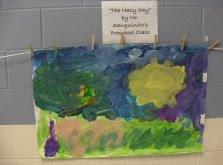 van Gogh Pre School Style....