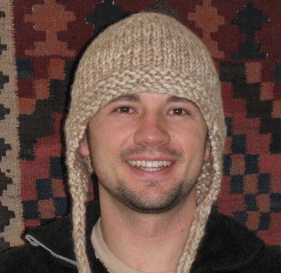 Free Crochet Pattern For Mens Earflap Hat : 2 askew: Bulky Earflap Hat & Basketweave Watch Cap