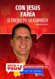 Biografia Jesús Faria