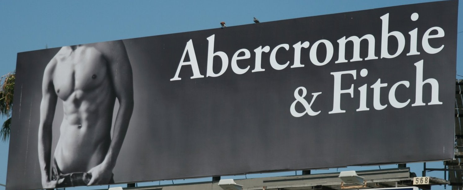 History Of All Logos All Abercrombie And Fitch Logos