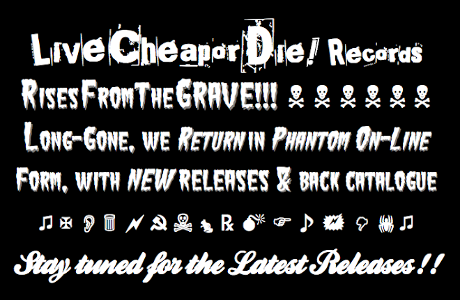 Live Cheap Or Die! Records
