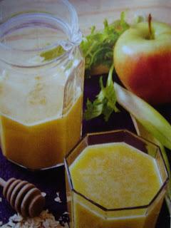 Licuados: Colesterol, Ácido Úrico, Reumatismo, etc