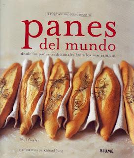 Panes del mundo - Paul Gayler [PDF | Español | 46.05 MB]