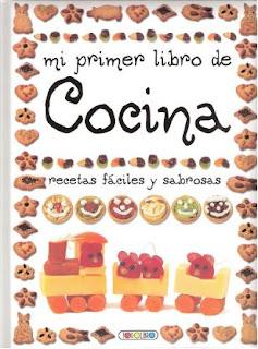 Mi primer libro de cocina cocina para ni os for Libro cocina para ninos