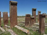 Selçuklu mezar taşları