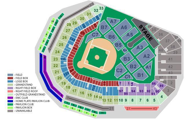 Nkotb news nkotbsb fenway park seating chart