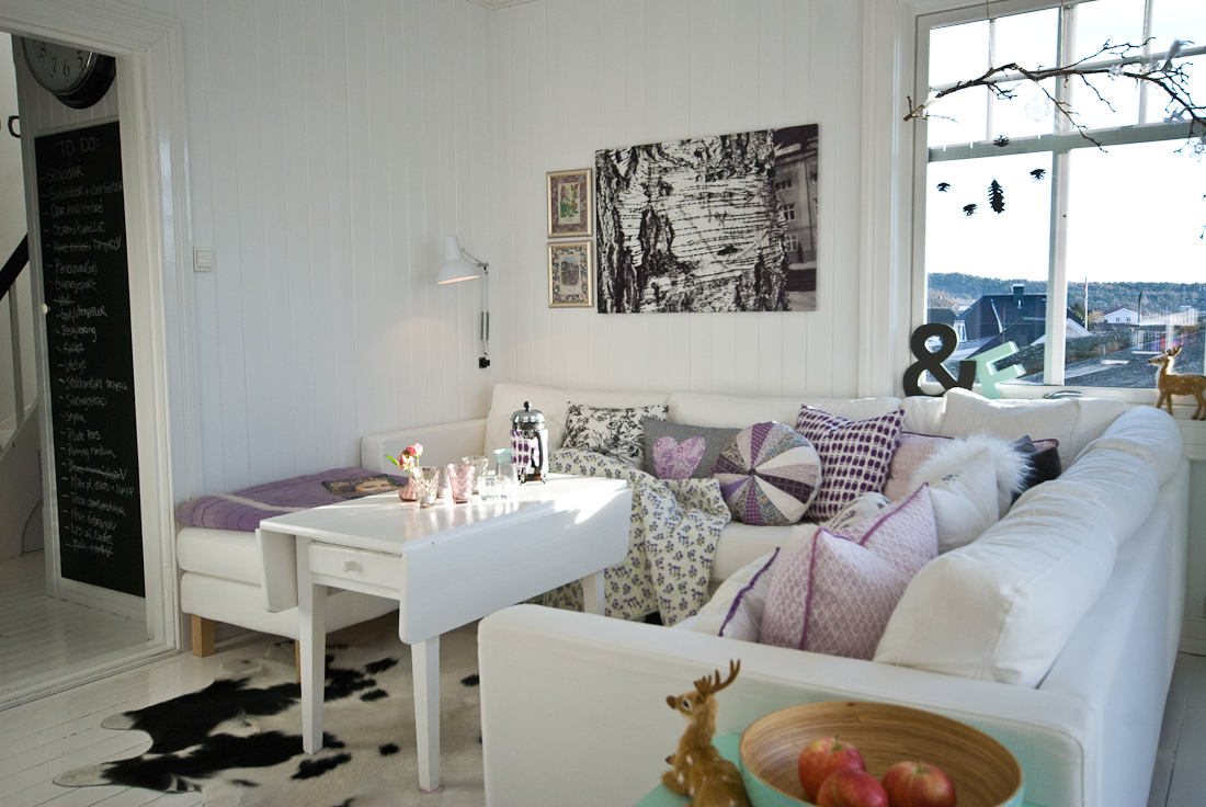 Fjeldborg: NIB konkurranse: sofakrok