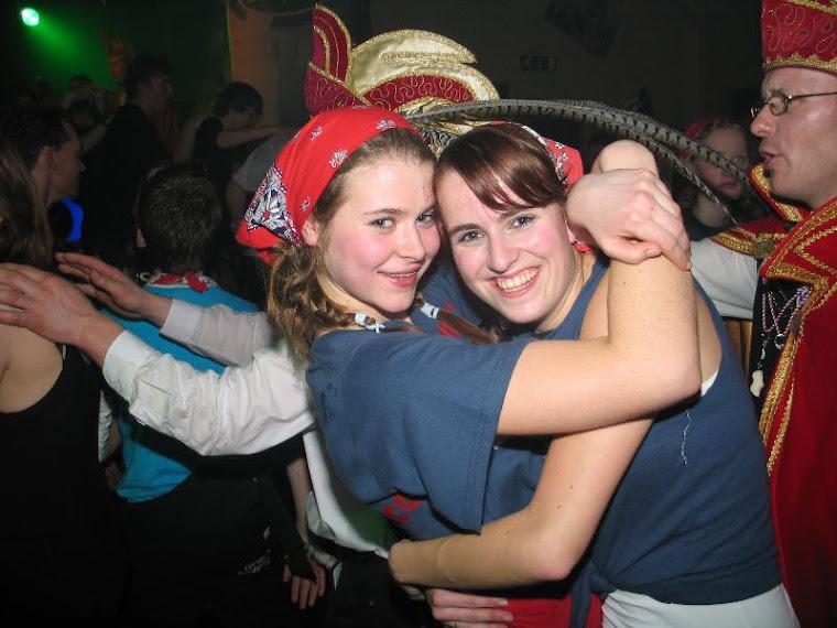Thema avond: Francesca en Mandy