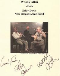 Serie limitada de autógrafos de Woody Allen para Cesar Royo
