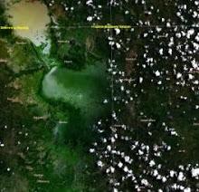 Lake Tempe Map
