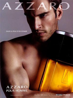 Azzaro Fragrance Ad Campaign 2009