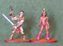 Buy Barsoomian Minatures