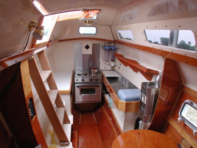 Boatsmith Shavings: Wharram Tiki 38 Catamarans For Sale