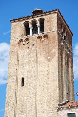 San Nicolò dei Mendicoli: il campanile