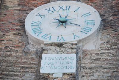 Orologio Campanile San Nicolò dei Mendicoli