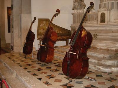 Museo della Musica: strumenti musicali