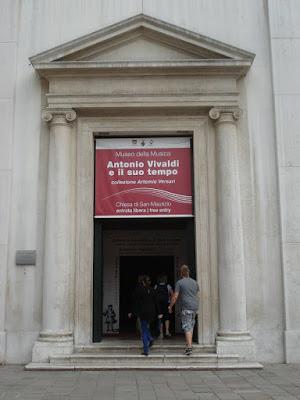 Ingresso Museo della Musica di Venezia