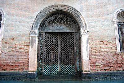 Porta d'acqua a Venezia