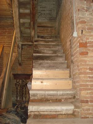 Prima rampa di scale