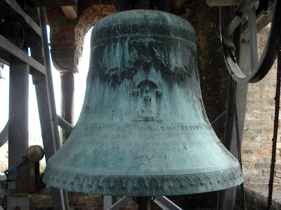 Campana a San Nicolò dei Mendicoli