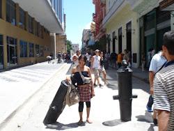 LISSY HUAUYA L. EN HABANA- CUBA
