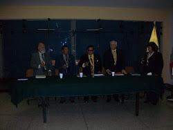 GRADUACIÓN DE DOCTOR EN LA UNIVERSIDAD NACIONAL DE EDUCACIÓN - LA CANTUTA- 2009