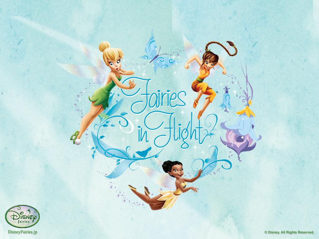 Hadas De Disney Nombres