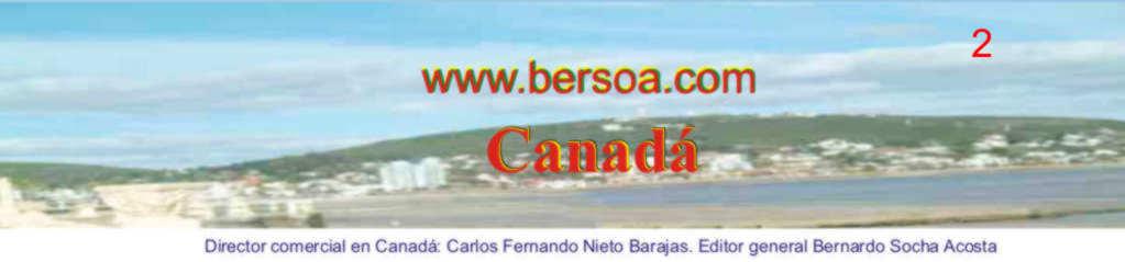 Bersoahoy Canadá 2