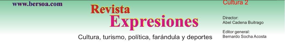 Revista Expresiones 2 Cultura
