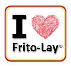 frito lay badge