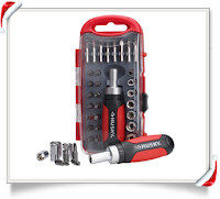 ratcheting screwdriver set